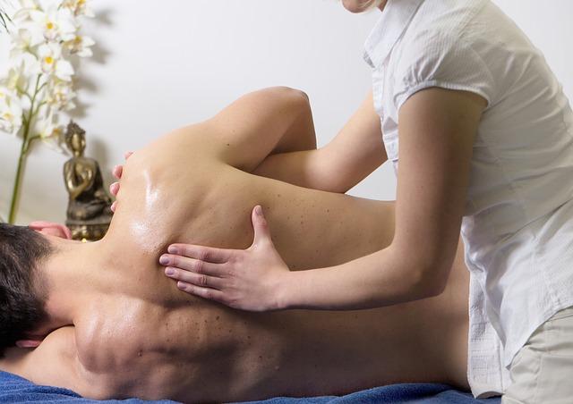 masaż głęboki tkanek miękkich